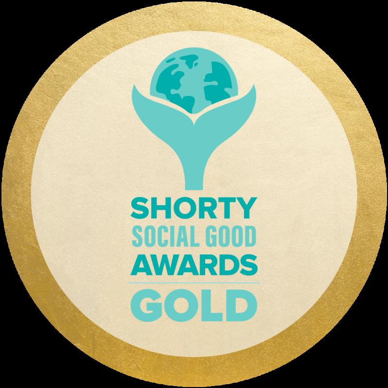 Shorty Awards Gold