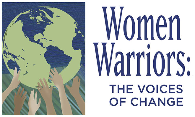 Women Warriors: The Voices of Change logo